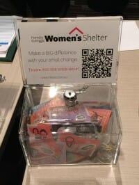 donation box - Donate