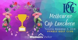 Save the Date: Melbourne Cup Luncheon @ Pymble Golf Club | Sydney | NSW | Australia