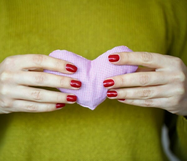 Make a healing heart for HKWS